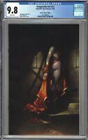 Vampirella #12 CGC 9.8 Meghan Hetrick 1:11 COSPLAY VIRGIN Variant