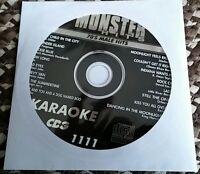 1970'S MALE HITS MONSTER HITS KARAOKE CDG CD+G LITTLE RIVER BAND MH1111
