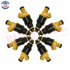 Set Of 8 Flow Matched Fuel Injectors Set for Ford 4.6 5.0 5.4 5.8 0280150943