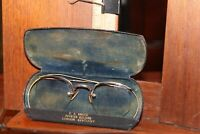 Antique Eyeglasses 1/10 12kt Gold E.S. Brock Poynter Building London Kentucky