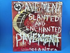 NEW SEALED PAVEMENT Slanted & Enchanted MATADOR LP DLE 038-1