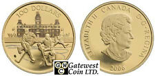 2006 Proof $100 Gold 14K (RMC vs West Point Hockey) (11830)