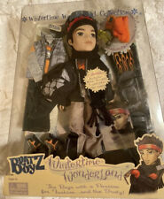 Brarz Rare NeW Wintertime Wonderland Boyz Boys Winter Eitan Doll