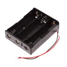 PORTAPILAS 3x 18650 3,7v cable alimentacion PCB bateria Battery holder