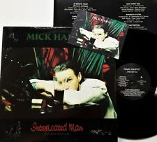 Mick Harvey - Intoxicated Man LP 1995 1st Press Mute Pic Inner Gainsbourg + Card