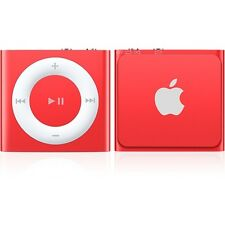 Apple iPod shuffle 4th Generation RED Limited Edition (2 GB) NEW FreeShip Track