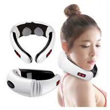 Electric Pulse Neck Massager Cervical Vertebra Impulse Massage Physiotherapeutic