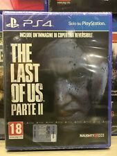 THE LAST OF US 2 PLUS EDITION PS4 NUOVO SIGILLATO DISPONIBILE VERSIONE ITALIANA