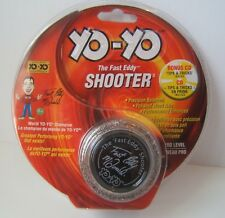 Fast Eddy McDonald Shooter Yo Yo New Sealed w/ Bonus Tips & Tricks CD Silver