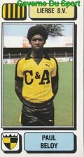 171 PAUL BELOY BELGIQUE LIERSE.SV STICKER FOOTBALL 1983 PANINI