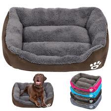 Lettino per cani cuscino una coperta per gli animali cuccia cane letto S M L