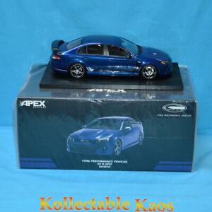 1:18 Apex - Ford FPV GT R-Spec - Kinetic Blue