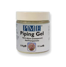 PME 325g Piping Gel for Baking Glaze Cupcake Cake Icing Decorating Sugarcraft