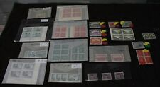 Dealer Lot Stamps Canada MH and MNH - $700 Retail book