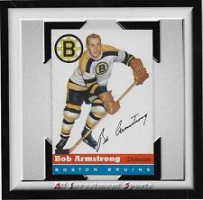 1954 Topps BOB ARMSTRONG #7 NM *tough hockey card for set* DD17