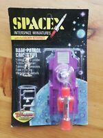 Vintage Triang Spacex Base Patrol Cricket p1 Spacecraft Toy plastic Tri-ang