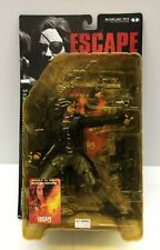 """Movie Maniacs 3 Escape From L.A. Snake Plissken 6"""" Action Figure NEW & MOC"""