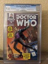 Doctor Who: The Ninth Doctor #1. CGC AF15 Spider-Man Homage 9.6
