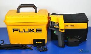 Fluke Ti25 9GHz IR Thermal Imager -20°C to +350°C Infrared Camera Needs Repair