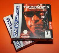 Terminator 3 VideoGame Videogioco per Console Nintendo Game Boy Advance Used