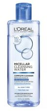 LOreal  Skin Care Micellar Cleansing Water Normal to Oily Complete Cleanser New