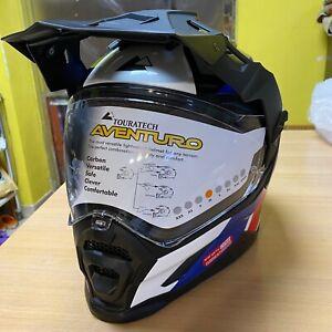 Touratech Aventuro Carbon 2 Helmet *NEW* Size Medium