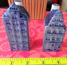Dutch Houses Delft Crown Delfts Blauw 647 hand-painted