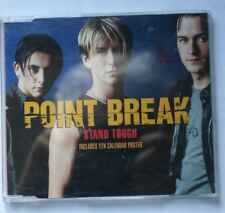 Point Break stand tough 3 track CD single incl poster