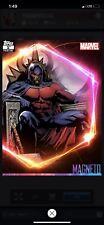 Topps Marvel Magneto Ultimate Universe 1st Printing - Digital