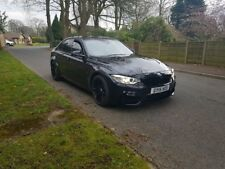 2015 15' BMW M3 3.0 DCT S/S 425BHP BLACK DAMAGED SALVAGE REPAIRED
