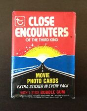 1978 Topps Close Encounters of the Third Kind - Wax Pack (Smooooth n' Juicy)