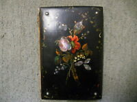 Victorian Chinese Lacquerwork Sketch and Scrap Album. by Openbould, Emily Jane