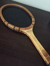 "Bancroft Tennis Racquet 4 1/4"" Racket Players Special Vintage Wood Ralph Sawyer"