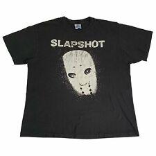 """Vintage Slapshot """"All Ages: Overcast, Converge"""" T-Shirt Sz XL"""