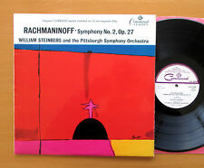 PCLS 11006 Rachmaninoff Symphony no. 2 William Steinberg 1965 PYE Stereo NM/EX