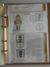 (m486) Bund postfrisch,gestempelt und FDC Michel Nr. 1486 Nussknacker Wohlfahrt