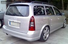 Boot spoiler For OPEL VAUXHALL ASTRA G Caravan ESTATE OPC TAILGATE ROOF  Combi