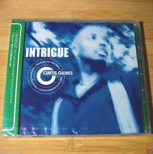 Intrigue The Curtis Gaines project featuring Cyndi Mac JAPAN CD Sealed NEW *34-3