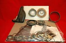 4T65E TRANSMISSION OVERHAUL REBUILD KIT (L03-UP) W/PAWL TYPE INPUT DRUM see note