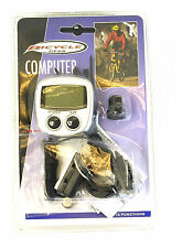 ALL INC BICYCLE BIKE CYCLE COMPUTER SPEEDOMETER SPEEDO