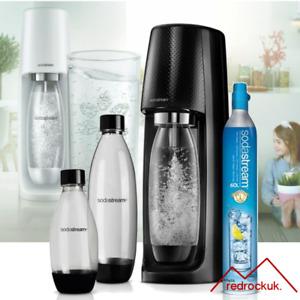 Sodastream Spirit Mega Pack - Sparkling Water Maker with Gas Cylinder
