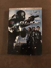 G.I. Joe: The Rise of Cobra (DVD, 2009, 2-Disc Set)
