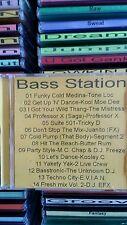 RARE ROADIUM SWAP MEET BASS STATION. MIX DR DRE TONY A EASY-E CASSETTE OR CD