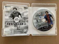 FIFA Soccer 13 (Sony PlayStation 3, 2012) PS 3 NEW!!