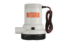 SEAFLO New Marine Bilge/Sump Pump 1500GPH 12v Submersible Unlike Rule Shurflo