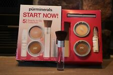 PURMINERALS Start Now 5 Piece Beauty To Go Collection-Porcelain-