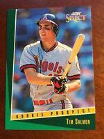 Tim Salmon 1992 Score Select Rookie Prospect #339 AngelsBaseball Card