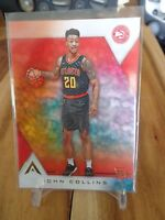 2017-18 PANINI ASCENSION JOHN COLLINS RC ! CARD No.102 HAWKS !