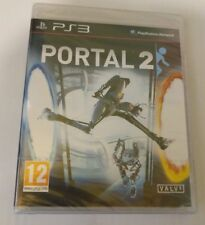PORTAL 2 PS3 NUOVO SIGILLATO UK PAL Sony PlayStation 3 VALVOLA II PORTOL