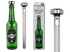 Stainless Steel Beer / Wine Cooler Ice Chiller Rod Stick